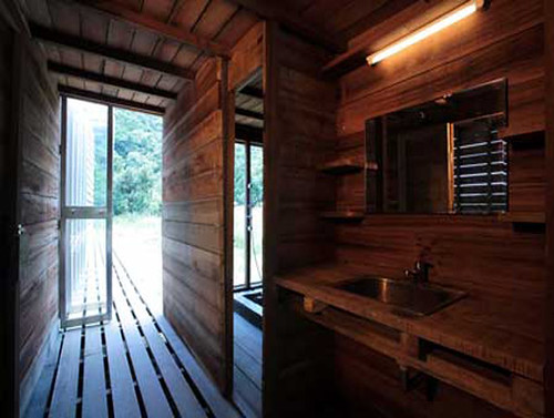 Chen Wooden House Design and Interior