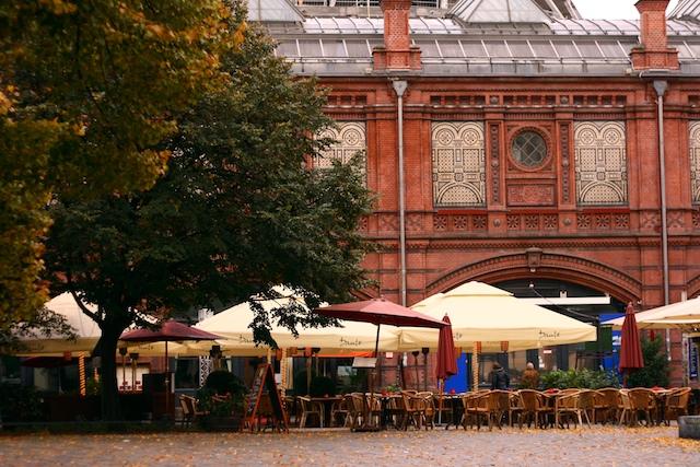 Berlin- Hackescher Markt
