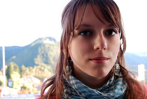 Me in Bogota.