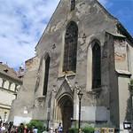 Sighisoara:  The Monastery Church