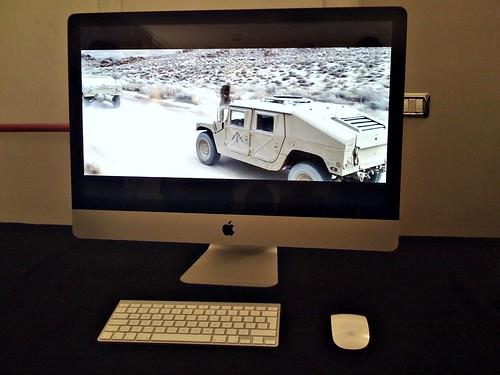 """iMac 27"""" nov 2009"""