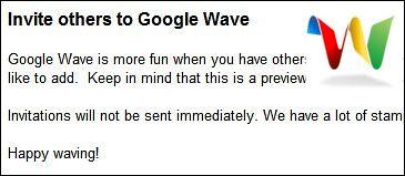 Nominaciones para google wave