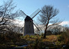 Bidston Windmill (.annajane) Tags: trees windmill sails molinodeviento moinhodevento bidston bidstonhill bidstonwindmill
