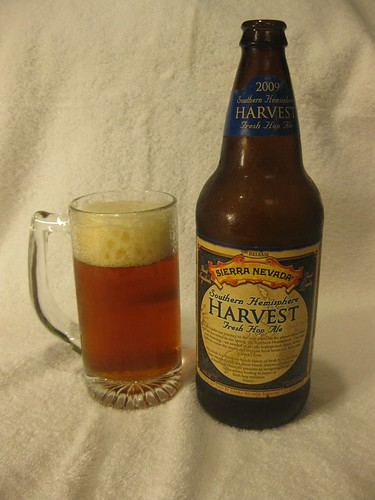 4060394731 f5fa56cd6c Sierra Nevada Brewing Co.   2009 Southern Hemisphere Harvest Fresh Hop Ale
