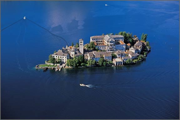 San Giulio Island