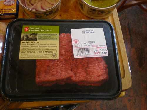 Very good PC Free From lean ground beef
