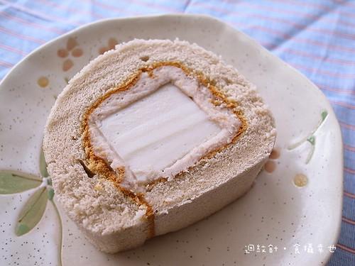 幾分甜芋頭奶凍仔細看