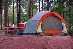 White Horse Lake campsite C58 - Kaibab National Forest (Al_HikesAZ) Tags: camping camp arizona horse white lake fishing williams hiking az tent hike nationalforest backpacking campground kaibab kaibabnationalforest whitehorselake azhike alhikesaz williamsrangerdistrict gamemanagementunit8 reikingdom6