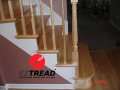 birch 4 eztread (www.eztread.com) Tags: stairs steps birch tread risers treads prefinished eztread