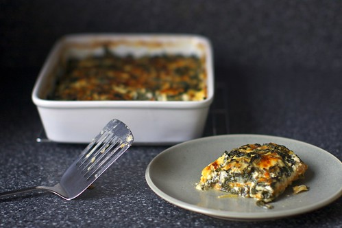 swiss chard and sweet potato gratin | smitten kitchen