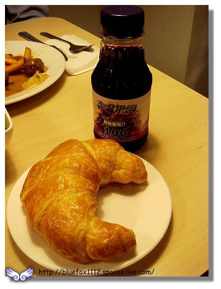 091025IKEA早午餐10_幸福果園&可頌