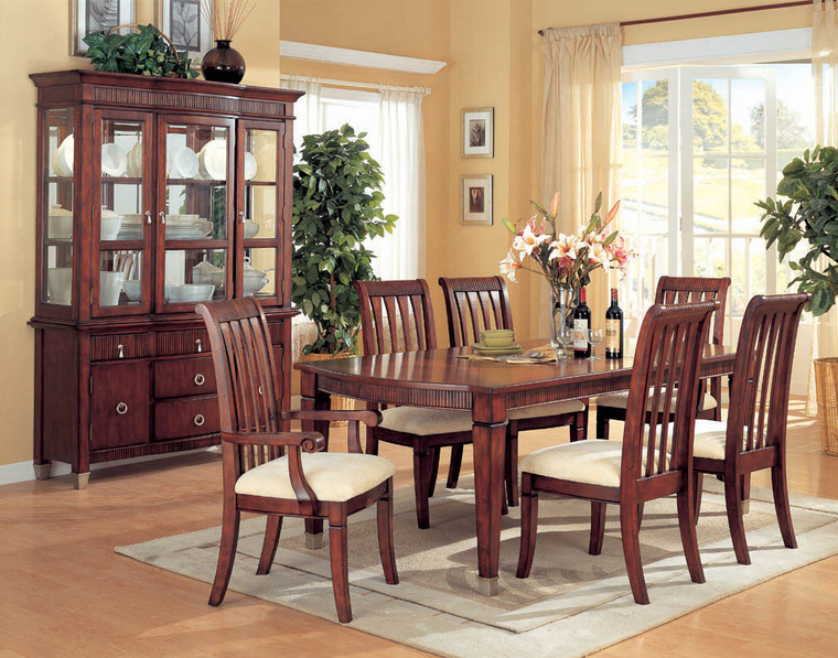 Amazing Cherry Dining Room Set 760 x 597 · 188 kB · jpeg