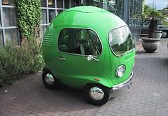 Birdseye Pea Car (gswetsky) Tags: