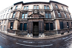 Deserted Island (Carly Wong) Tags: street old city building abandoned architecture court bristol 60s centre police 70s crown disused 1970 derelict 1920 1960 bridewell magistrates dirtylittlesecrets dilapidatedness