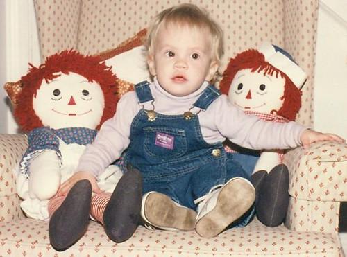 Una-Christmas 1987