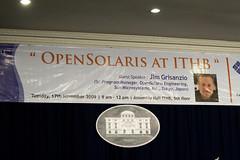 OpenSolaris at ITHB Bandung