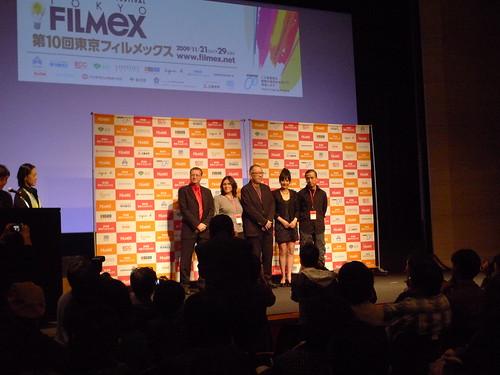 The jury members of TOKYO FILMeX 2009