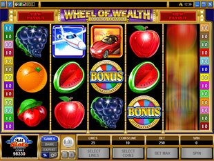 Wheel of Wealth Multiplayer slot game online review