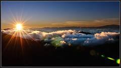 Sunrise on Haleakala (TT_MAC) Tags: nature sunrise landscape volcano hawaii maui haleakala soe haleakalasunrise theunforgettablepictures