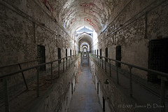 Jail Block (W9JIM) Tags: abandoned raw explore jail w9jim easternstate 10mm efs1022mm
