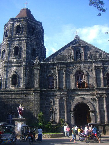 The Church of Tanay- Tanay Rizal