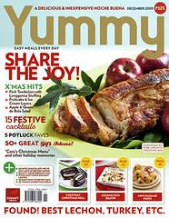 Yummy Magazine - December Issue