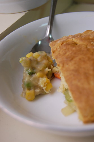 Veg Pot Pie