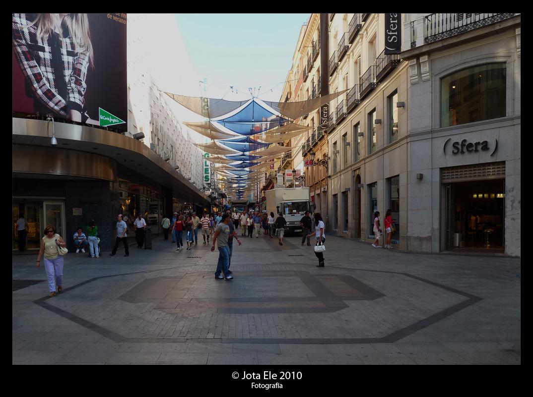 Calle Preciados I