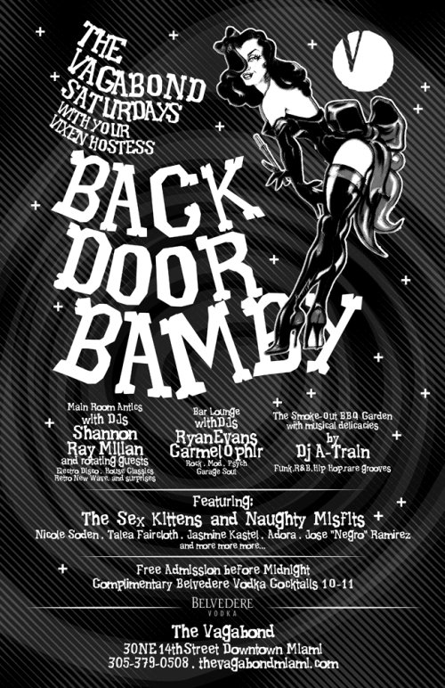 Back Door Bamby -weekly-