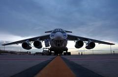 "Ilyushin 76 ""Candid"" (WILLYBOX) Tags: barcelona airport candid bcn russian freighter ruso ilyushin groundforce volgadnepr carguero lebl newco ilyushin76"