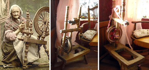 Halfland's Spinning Wheel