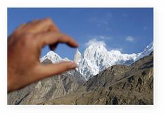 lady finger (TARIQ HAMEED SULEMANI) Tags: pakistan north hunza karimabad tariq ladyfinger concordians sulemani doikar