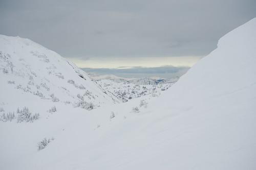 Tyax New Years Cinnabar Basin Ridge-a-rama Skiing Jan 2 2010   -14