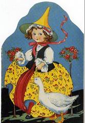 Harold Darling (katinthecupboard) Tags: nurseryrhyme mothergoose vintageillustrations