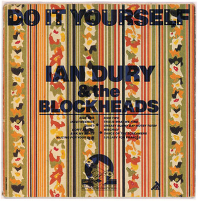 Reasons to be cheerful do it yourself front cover do it yourself ian dury the blockhead stiff records 1979 one of 10 uk issue solutioingenieria Choice Image