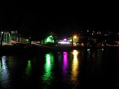 Lagoon Lights (Fortography) Tags: road longexposure light night purple lagoon haronphotography
