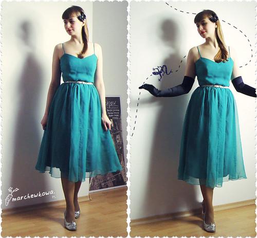 ♥ Vintage dress