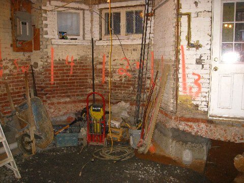 last week a reader asked about how to do a basement dig out a reader
