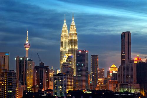 Kuala Lumpur # Dusk