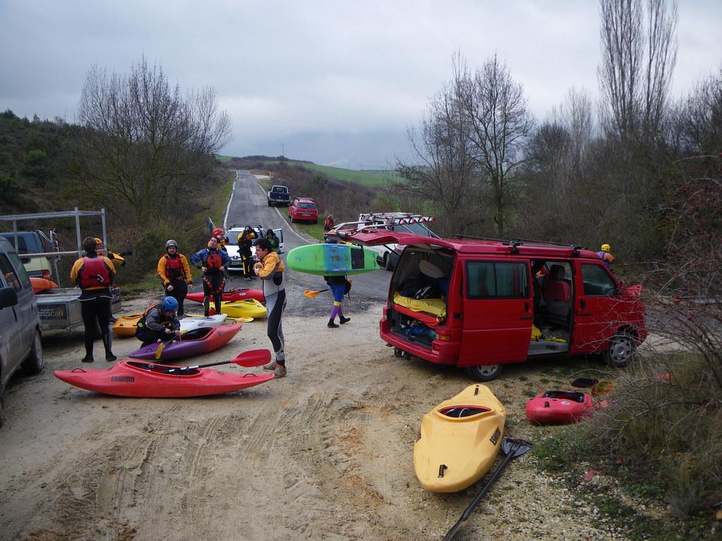 Descenso ríos Urederra y Ega 003