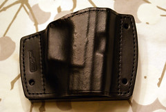 XD40 Black Car Holster
