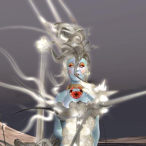 Cyber Flower