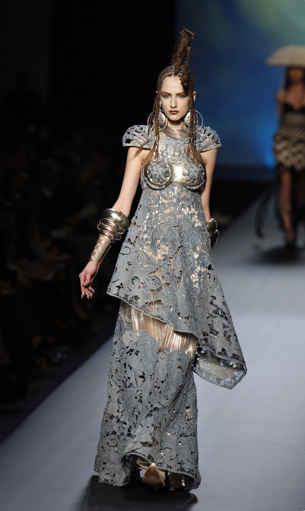 Jean Paul Gaultier SS2010 Haute Couture 4
