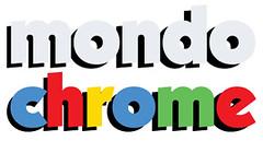 Mondo Chrome: il logo