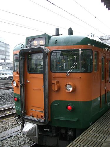 115系/115 Series