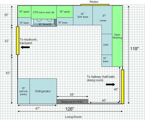 Pizza Kitchen Layout small kitchen layout help needed