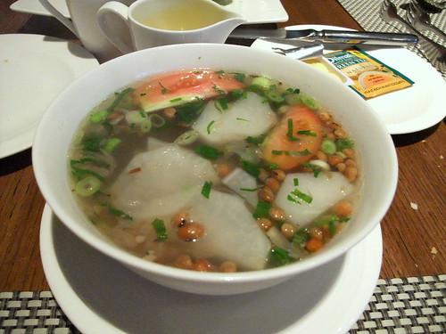 Soto Daging Soup (Beef Soup)