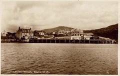 Lochboisdale (Neil F King) Tags: port scotland pier postcard westernisles southuist outerhebrides lochboisdale