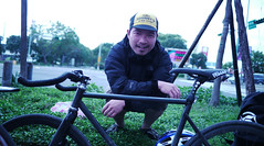 10.2.12/013 (nabiis) Tags: life rain bike taiwan fixed fixie fixedgear taipei alchemy 2010 ftc nabiis fhai