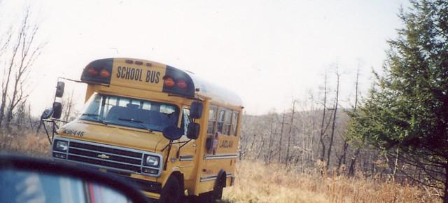 chevrolet 1996 schoolbus laidlaw chevyvan midbus midbusguide